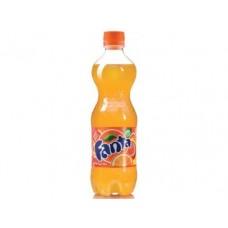 FANTA Апельсин газированный напиток, 0,5л, 1 штука