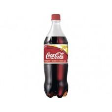 COCA-COLA газированный напиток, 1л, 1 штука