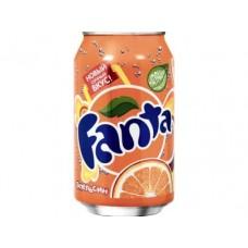 FANTA газированный напиток, 0,33л, 1 штука