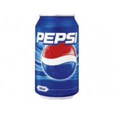PEPSI в жестяной банке напиток газированный, 0,33л, 1 штука