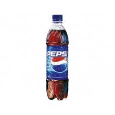 PEPSI газированный напиток, 0,6л, 1 штука