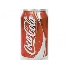 COCA-COLA газированный напиток, 0,33л, 1 штука