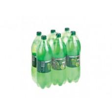 7-UP лайм-мята газированный напиток, 1,75л, 6 штук
