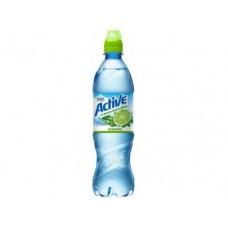 Питьевая вода ACTIVE Мята-лайм, 0,6л, 1 штука