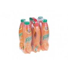 Напиток сокосодержащий FRUSTYLE апельсин, 0,9л, 6 штук