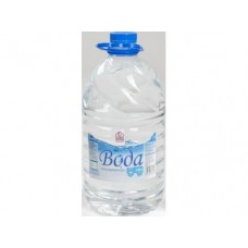 Минеральная вода FINE FOOD негазированная, 5л, 1 штука