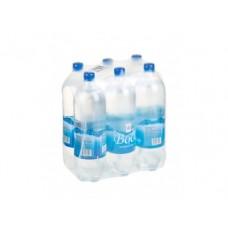 Минеральная вода FINE FOOD газированная, 1,5л, 6 штук