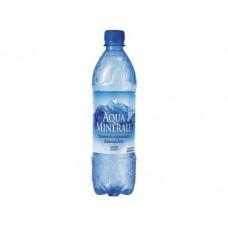 Вода AQUA MINERALE без газа, 0,6л, 1 штука
