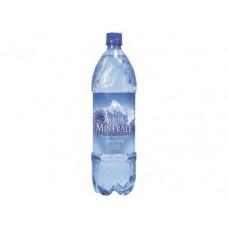 Вода AQUA MINERALE газированная, 1,25л, 1 штука