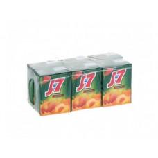 Нектар J7 персик, 0,2л, 6 штук