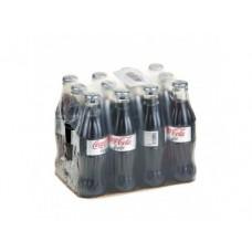 COCA-COLA Light газированный напиток, 0,25л, 12 штук