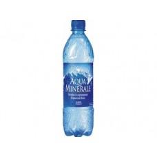 Вода газированная AQUA MINERALE, 0,6л, 1 штука