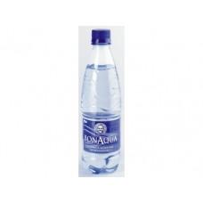 Питьевая вода BON AQUA газированная, 0,5л, 1 штука