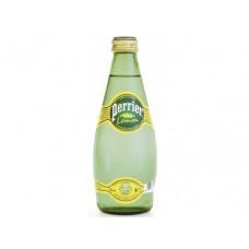 Минеральная вода PERRIER  Лимон, 0,33л, 1 штука