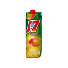 Нектар J-7 тропические фрукты, 0,97л, 1 пакет
