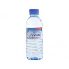 Питьевая вода APARAN негазированная ПЭТ, 0,33 л, 1 штука