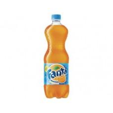 FANTA Мандарин газированный напиток, 1л, 12 штук