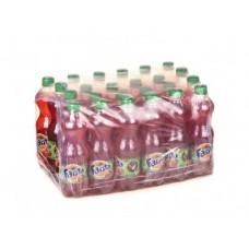 FANTA Клубника газированный напиток, 0,5л, 24 штуки
