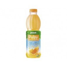 Напиток сокосодержащий PULPY апельсин, 0,9л, 1 штука