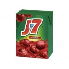 Нектар J7 вишневый, 200мл, 1 штука