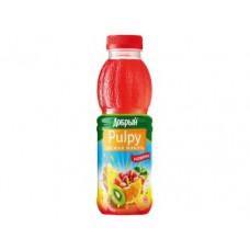 Напиток сокосодержащий PULPY Тропик, 0,45л, 1 штука