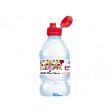 Питьевая вода EVIAN Funny, 0,33л, 12 штук
