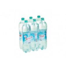 Вода АРХЫЗ газированная, 1,5л, 6 штук